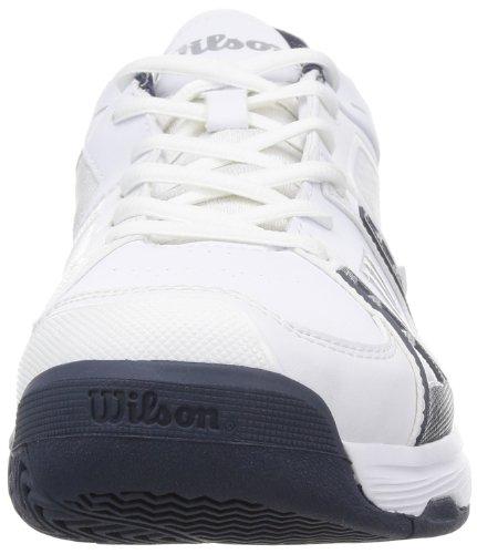 Wilson Mænds Kapløb 2 Tennissko-hvid / Hvid / Midnat Flåde y9Da0cvF