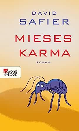 Read Mieses Karma Mieses Karma 1 By David Safier