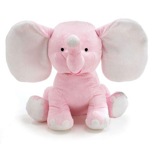 """Pink Sissy The Elephant 13"""" Plush Animal"""