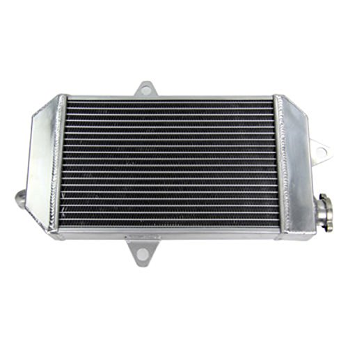 Banshee Parts Atv (ALLOYWORKS 2 Row Core Aluminum ATV Radiator for Yamaha Banshee YFZ350 YFZ 350 1987-2007)