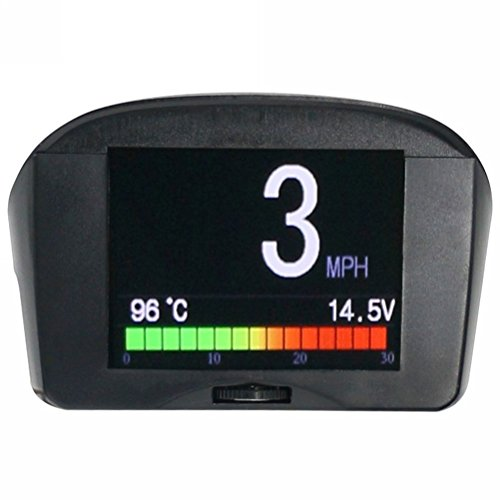 AUTOOL X50 PLUS Car OBD Smart Digital & Early Alarm fault code Multi-Function Meter HUD