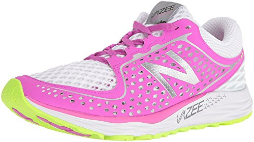 New Balance Womens Vazee Running Shoe-Breathe Pack Fashion Sneaker, Green (T Green), 39 EU/6 UK
