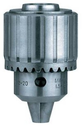 Rohm 666537 Key-Type Drill Chuck, J1 Mount, 1/64 - 1/4 Clamping Capacity by Rohm B00DD7XFG8