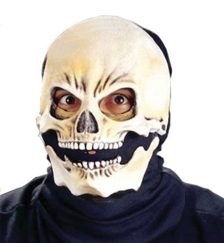 Skull Adult Halloween Sock Mask