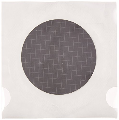 Whatman 10407734 Cellulose Nitrate MicroPlus-31 ST Filter Membrane, Sterile, 50mm Black Circle with 3.1mm White Grid, 0.45 Micron (Pack of 100) by Whatman