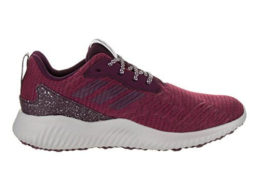 Adidas Dames Alphabounce Rc W Rood Night / Mystery Ruby / Footwear White