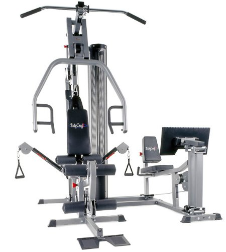 bodycraft xpress pro home gym with leg press home gym weight machines. Black Bedroom Furniture Sets. Home Design Ideas