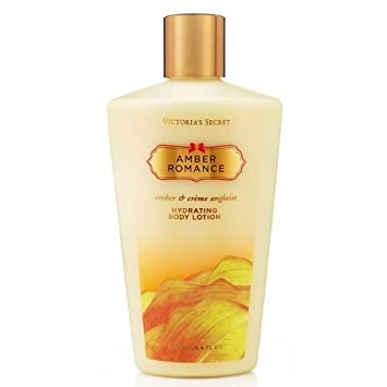 30fecef091 Image Unavailable. Image not available for. Color  Victoria s Secret Amber  Romance Hydrating Body Lotion