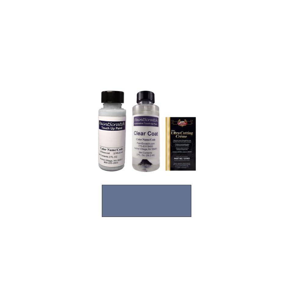 2 Oz. Quartz Blue Metallic Paint Bottle Kit for 2003 Mercedes Benz CLK Class (935/5935)
