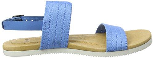 Avalina ceramic Teva W's Bout Gore Bleu Ouvert Sandal Blue Femme RxBdqHxZw