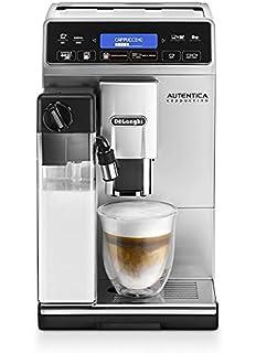DeLonghi Autentica Cappuccino ETAM 29.660.SB - Cafetera Superautomática, 1450 W,