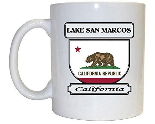 Lake San Marcos, California (CA) City Mug -