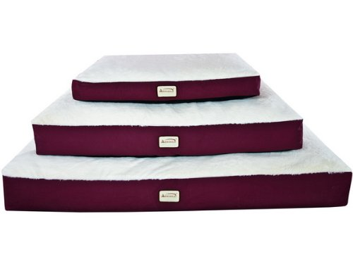 Armarkat Pet Bed Mat 28 by 22 by 5, M02HJH/MB-Medium, Ivory