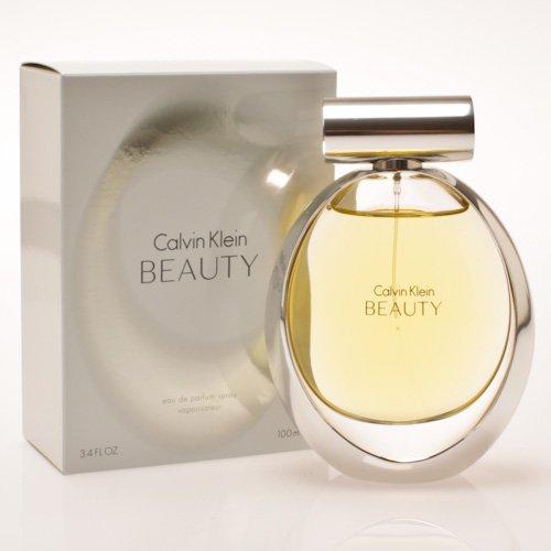 Beauté pour les femmes de Calvin Klein Eau De Parfum Spray 3,4 onces