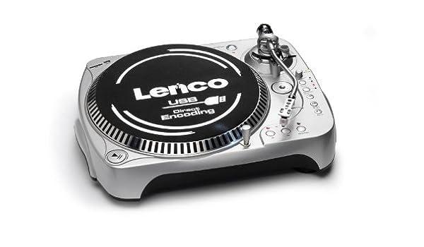 Lenco L-81 USB - Tocadiscos (Negro, 475 mm, 375 mm, 150 mm ...