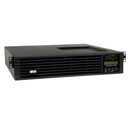 Tripp Lite 2200VA Smart Online UPS Back Up, 1800W Double-Con
