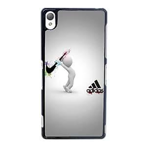 Adidas Vs Nike YP48LL2 funda Sony Xperia Z3 caso del teléfono celular funda N5LA3M1NG