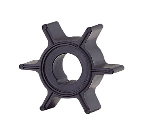 Full Power Plus Impeller Replacement for Nissan Tohatsu 2.5hp 3.5 hp 4hp 5hp 6hp Outboard Motor 18-3098 369-65021-1