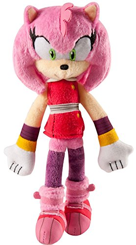 TOMY Sonic Boom Small Plush