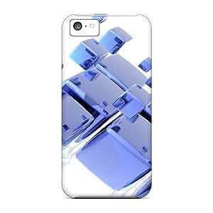 LJF phone case 5c Perfect Case For Iphone - DxVXRNi3861tcVWA Case Cover Skin