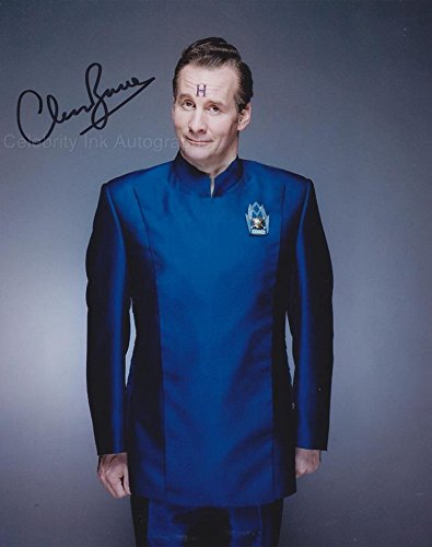 Genuine Memorabilia (CHRIS BARRIE as Arnold Rimmer - Red Dwarf GENUINE AUTOGRAPH)