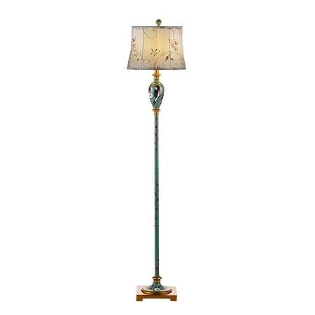LCF Lámpara de pie, lámpara de pie Minimalista Americana de la ...