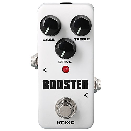 kokko Acoustic Guitar Effect Pedal, Booster) (Best Bass Boost Pedal)