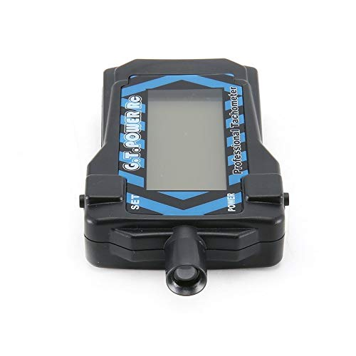 Wikiwand GT.Power LCD Display RC Micro Digital Tachometer for 2-9 Blade Auto Shutoff by Wikiwand (Image #6)
