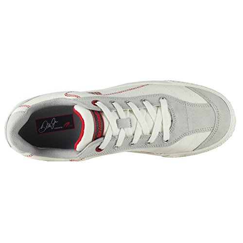 Revo Dale Earnhardt, Jr. Hombres Flat Out Zapatos 88 Nascar Racing White