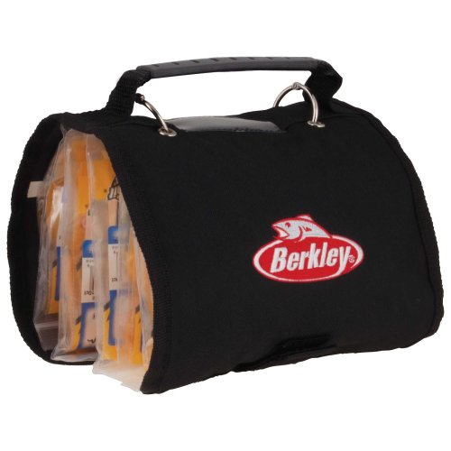 Berkley Max Capacity Bait Notebook (Berkley Bass Worms)