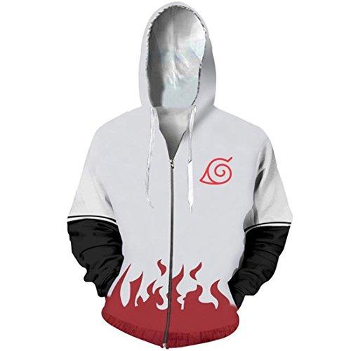 naruto hoodie - 4