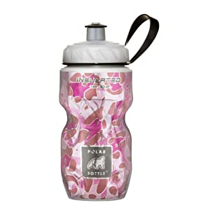 Polar Bottle Insulated Water Bottle (12-Ounce) (Pink)