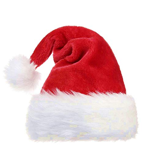 FATHER.SON Unisex-Adult's Santa Hat