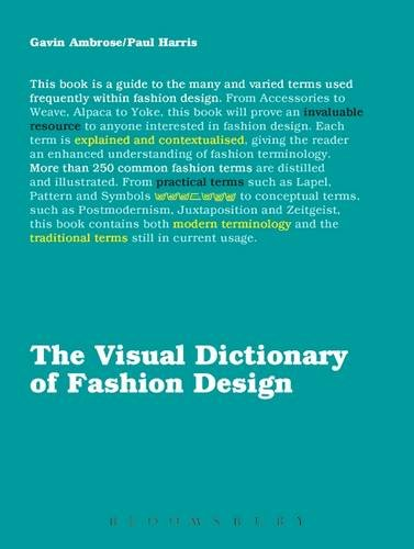 The Visual Dictionary of Fashion Design (Visual Dictionaries)