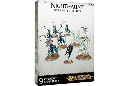 Warhammer AOS Nighthaunt Tormented Spirits