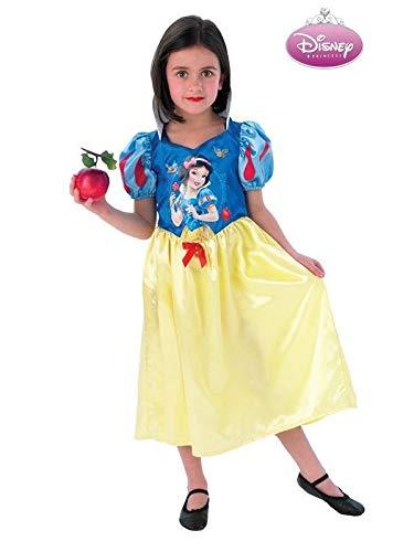 DISBACANAL Disfraz Blancanieves niña Disney - -, 5-6 años: Amazon ...