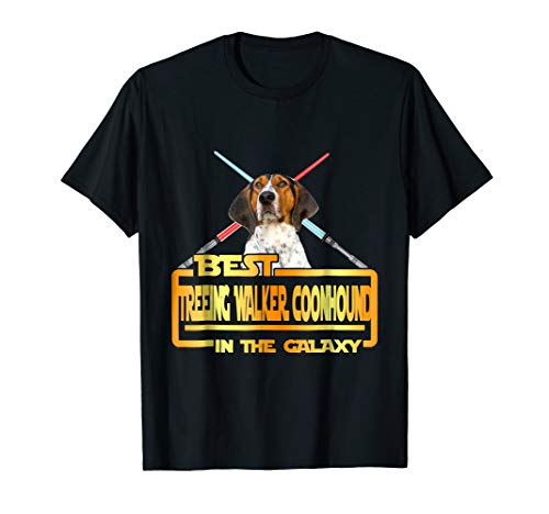(The best Treeing Walker Coonhound in the galaxy)