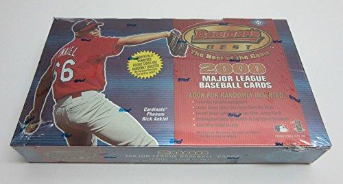 2000 Bowman's Best Baseball Box (Hobby)