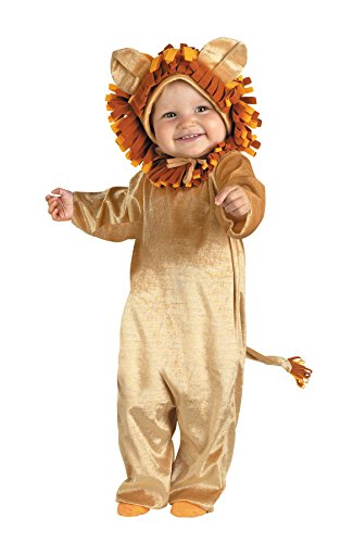 UHC Cuddly Lion Cub Baby Infant Toddler Child Fancy Dress Halloween Costume, 12-18M (Cuddly Lion Baby Costume)