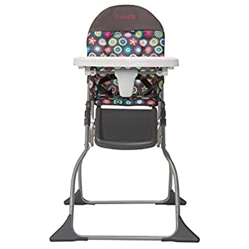 Amazon.com: Cosco Silla alta simple plegable., Bloom: Baby