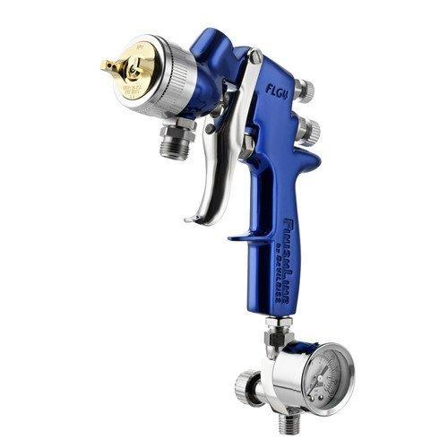 Devilbiss FLG-675 1.3 & 1.8mm Pressure Feed Gun and Pressure Cup Kit, 1 Pack
