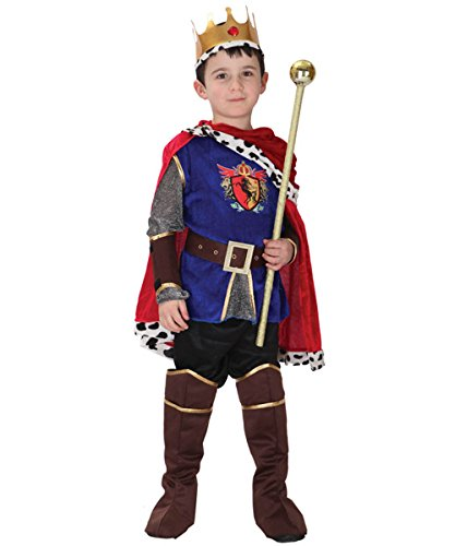 The Arab Prince Costume Robe Boys School Performance Halloween Outfit, medium