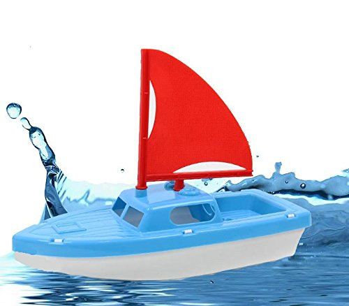 Toy Boat for Bath Tubs, Swimming Pools, Beaches...