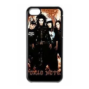 Tokio Hotel JV49PY6 funda iPhone Teléfono celular 5c caso funda U8BG0X6BT