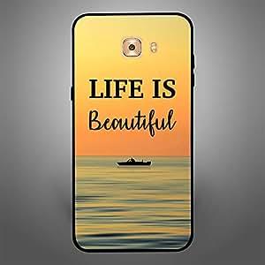 Samsung Galaxy C9 Pro Life is Beautiful