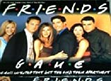Friends Board Game. The Game Ross Invented That Lost the Girls Their Apartment.