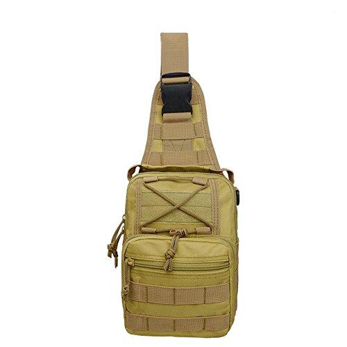 Sport La Pettorina Backpack Pack Sling Trekking Per Borsa Bag Caccia  Monospalla Outdoor Yamyannie Palestra Camping Zaino Awq6zz 8e254559493