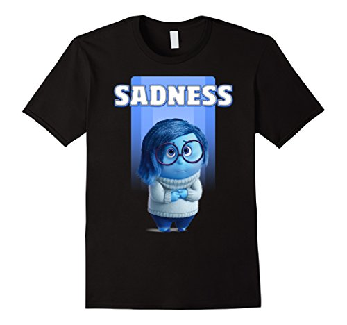 Disney Pixar Inside Out Sadness Graphic T-Shirt