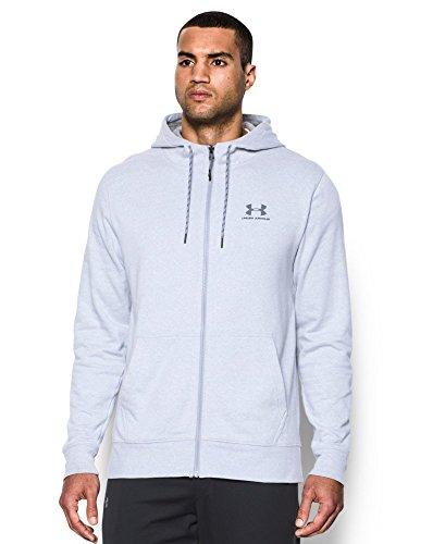 Under Armour Men's Sportstyle Fleece Zip Hoodie