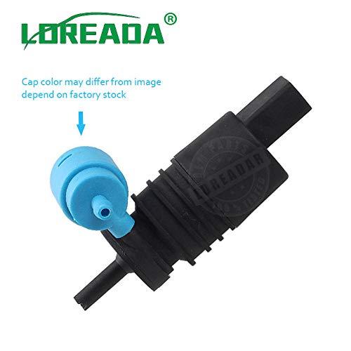 Windshield Washer Pump for A4 A6 Q5 Allroad Wagon Rabbit 1J6955651 1K6955651 2108691021 67128377987